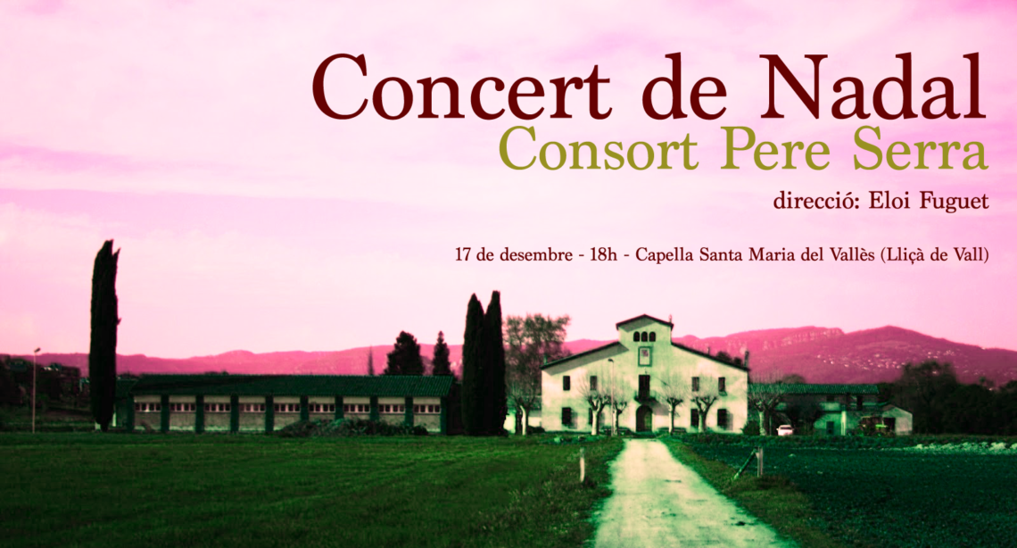 Concert de Nadal a Lliçà de Vall